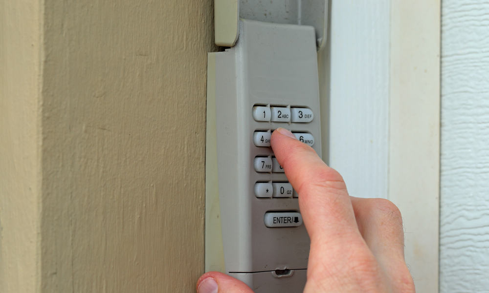 5 Easy Steps To Change Garage Door Code