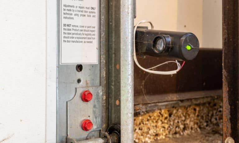 5 Main Reasons Why Garage Door Sensor Not Working