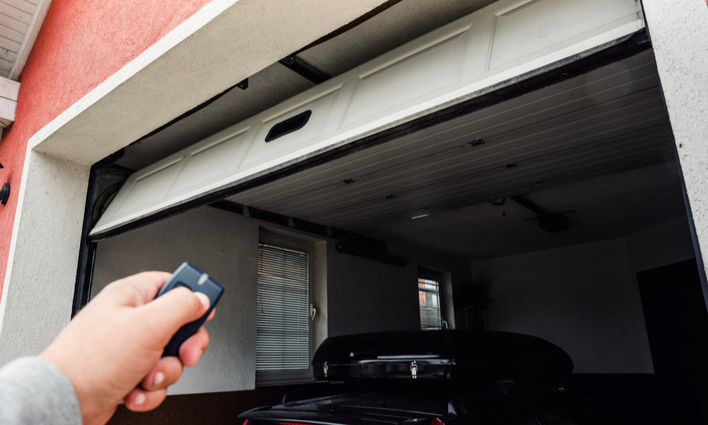 6 Steps To Program Old Craftsman Garage Door Opener