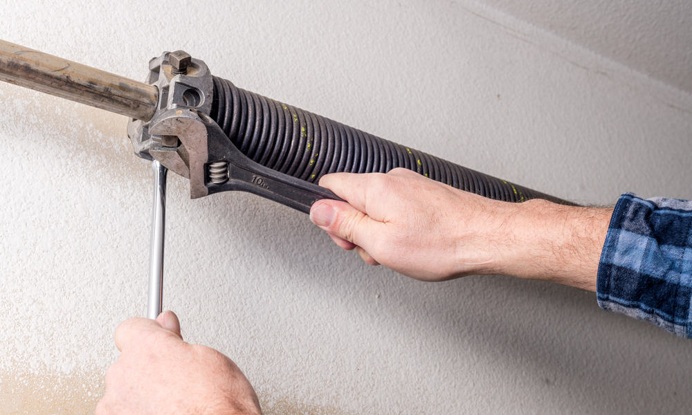 7 Easy Steps To Adjust Garage Door Springs