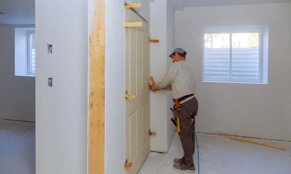 7 Easy Steps To Install A Prehung Door