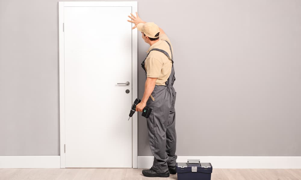 8 Easy Steps to Install a Door