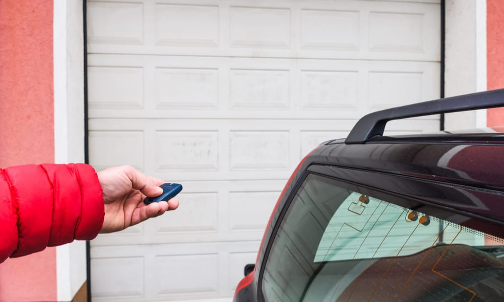 8 Steps To Program A Chamberlain Garage Door Opener