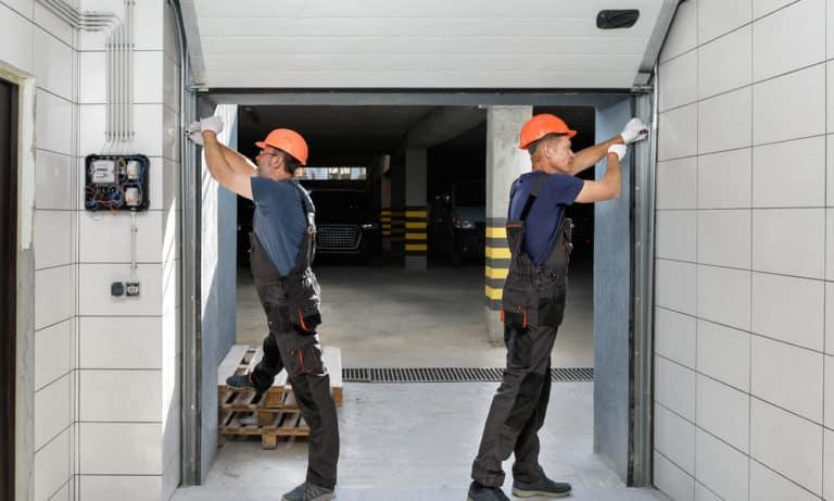 9 Easy Steps To Adjust A Garage Door