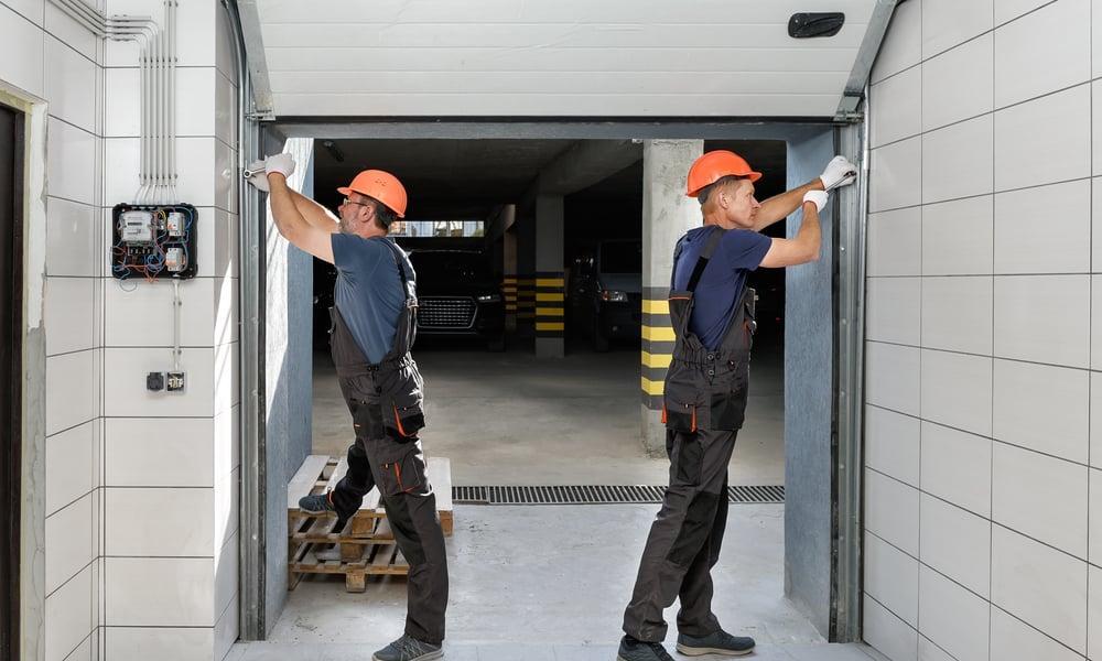 5 Reasons Why You Need to Service Your Garage Roller Door Regularly