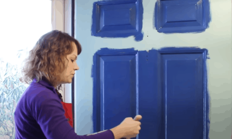 9 Easy Steps To Paint A Metal Door