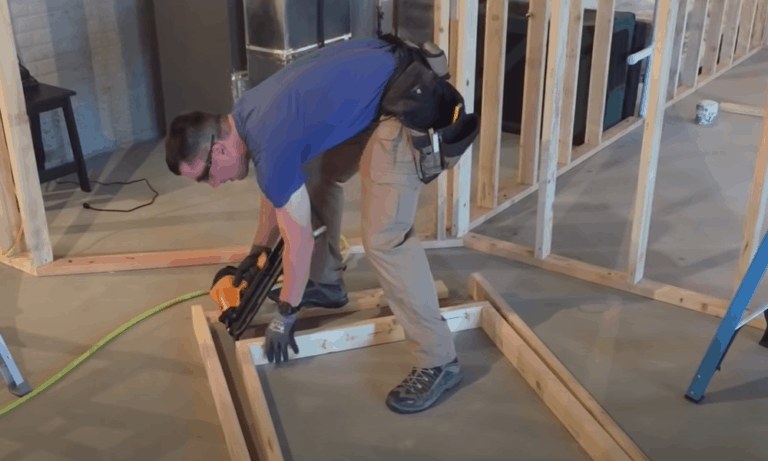 9 Easy Steps to Frame a Door