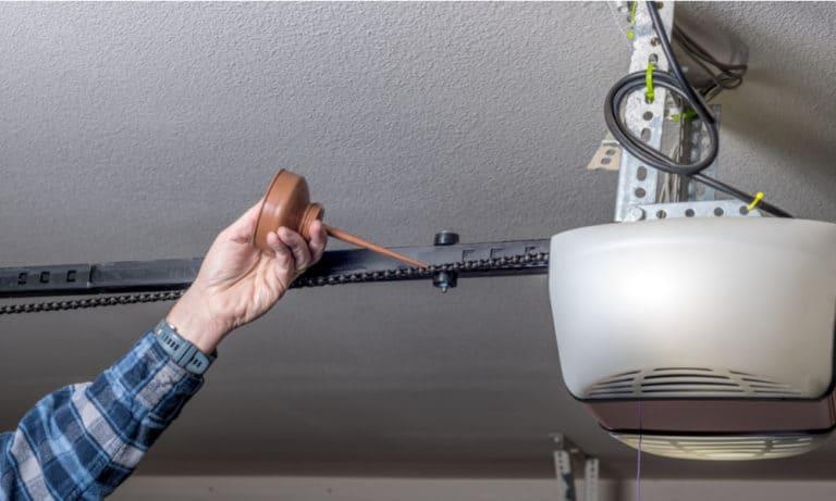 9 Steps To Lubricate A Garage Door