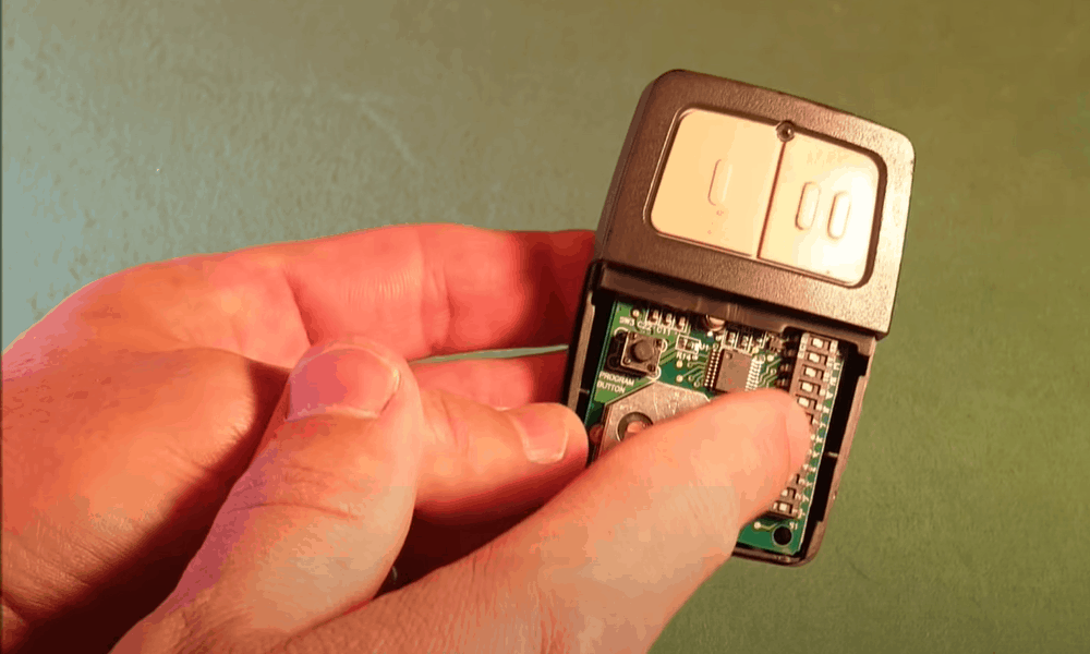 Compare positioning of switches