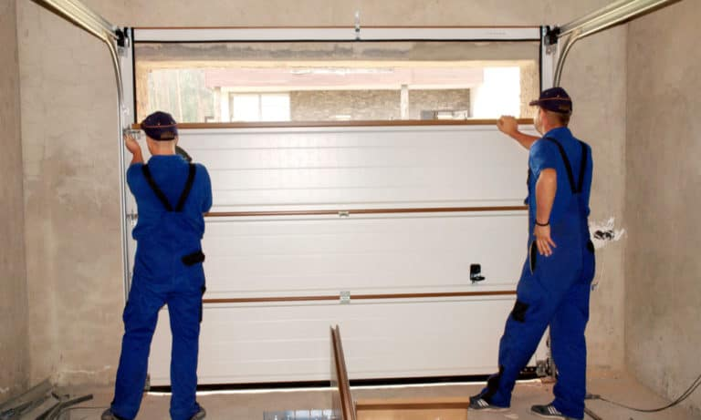 How Much Does A Garage Door Cost (Installation & Replacement)