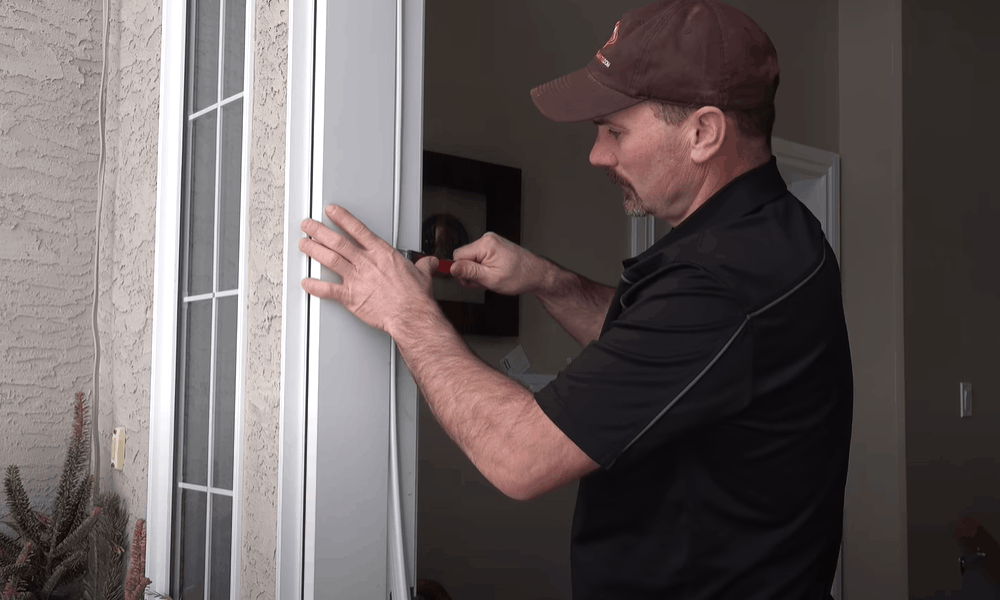 Install Weatherstripping