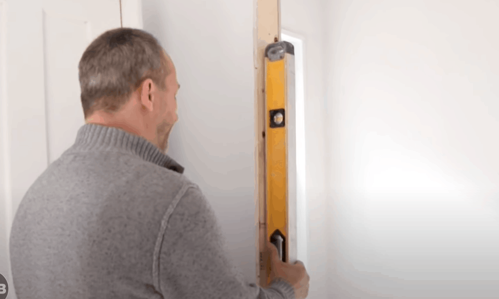 Make sure your door is the right size