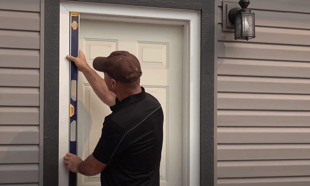 Measure for the door