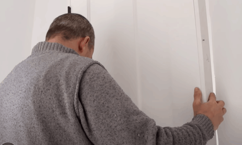 Position your door at the right height
