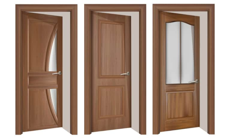 What Is A Prehung Door Types, Parts, Pros & Cons