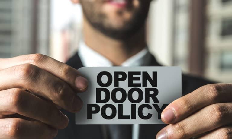 What Was The Open Door Policy