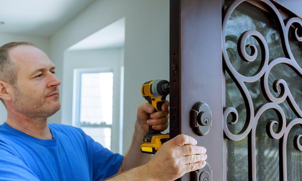 10 Steps To Install An Exterior Door