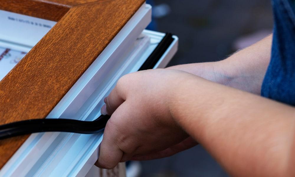 11 Ways To Insulate The Door