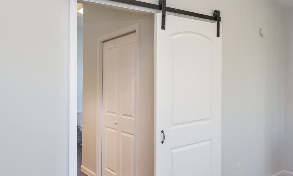 12 Steps to Install a Barn Door