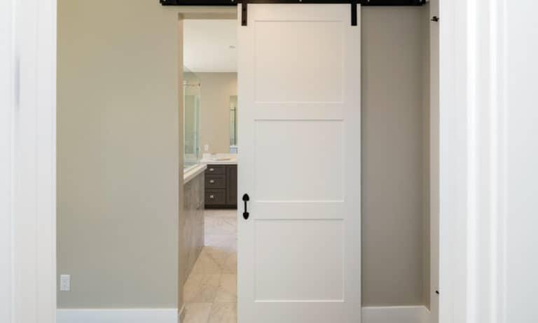 19 Homemade Barn Door Plans You Can DIY Easily