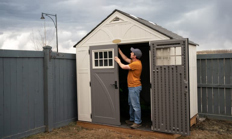 19 Homemade Shed Door Plans You can DIY Easily