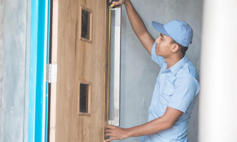 4 Steps To Measure A Door For Replacement