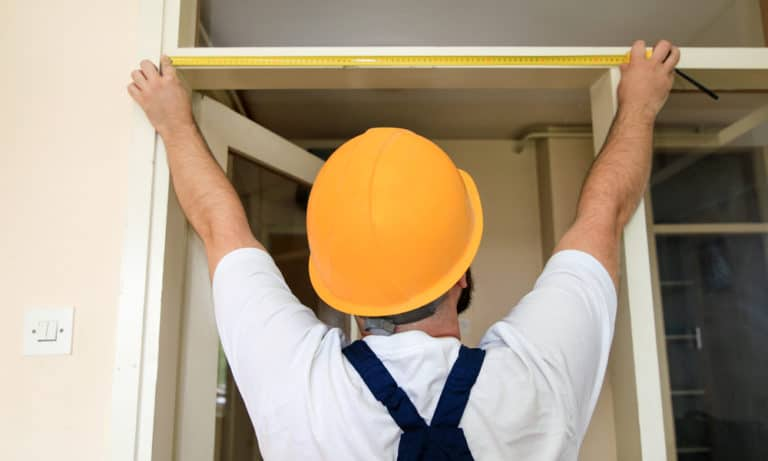 4 Steps To Measure For A Storm Door