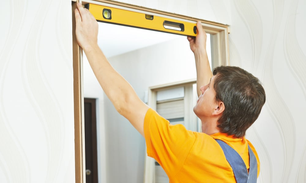 7 Easy Steps to Shim a Door