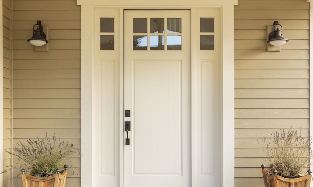 7 Steps To Build An Insulated Exterior Door