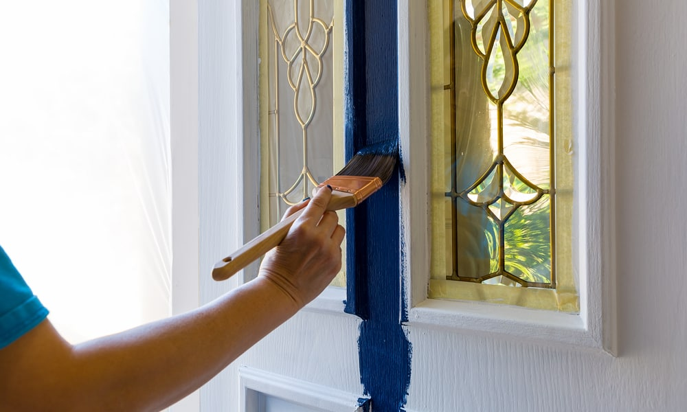 8 Steps To Paint A Front Door