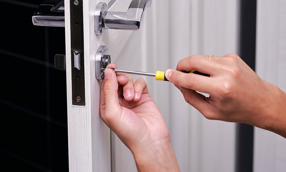 9 Easy Steps To Rekey A Door Lock