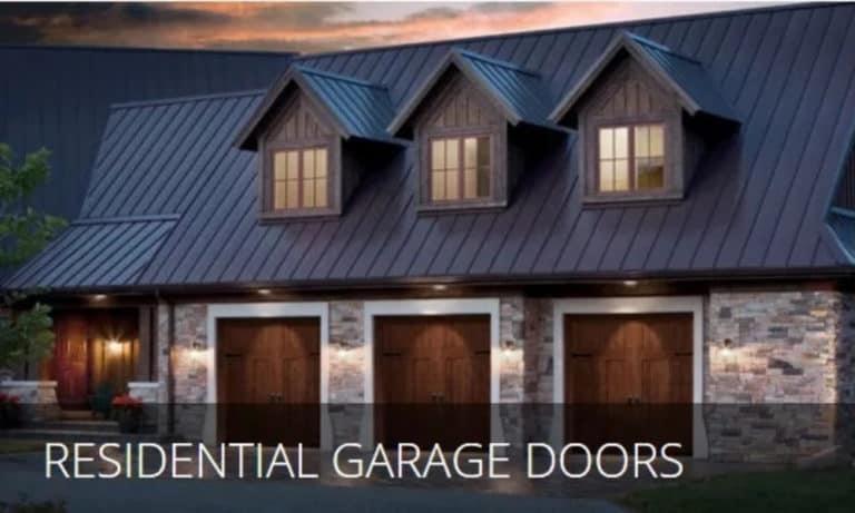 Top 19 Best Garage Door Brands - Garage Door Manufacturer ...