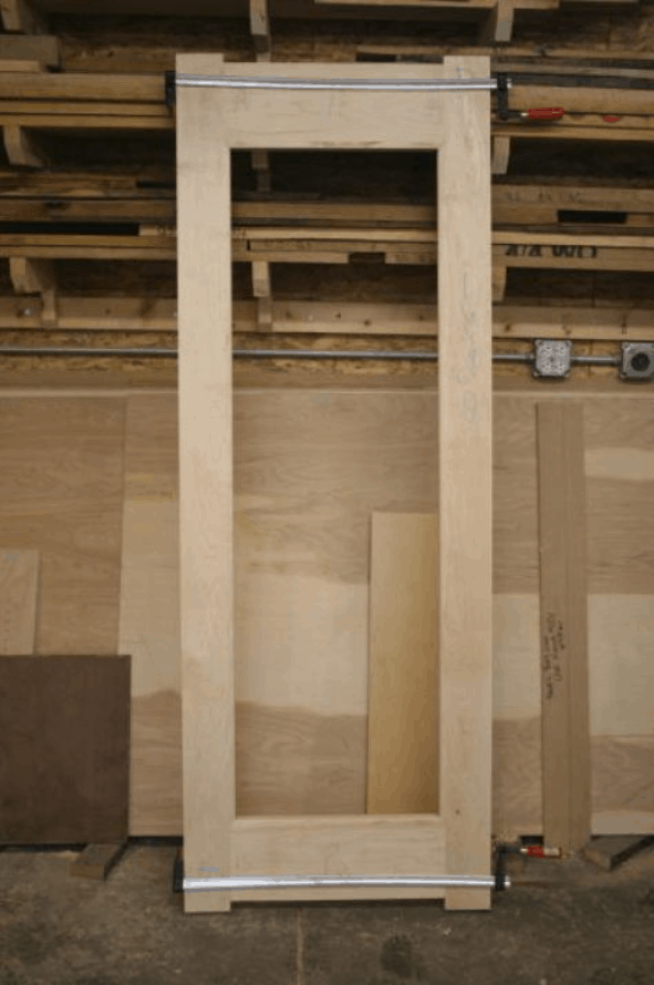 Building an Interior Door Part One – The Frame