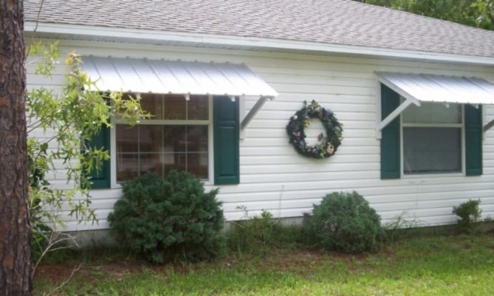 DIY Awnings on the Cheap