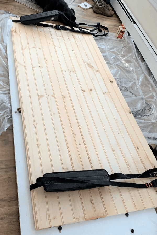 DIY Barn Door – Simple and Affordable