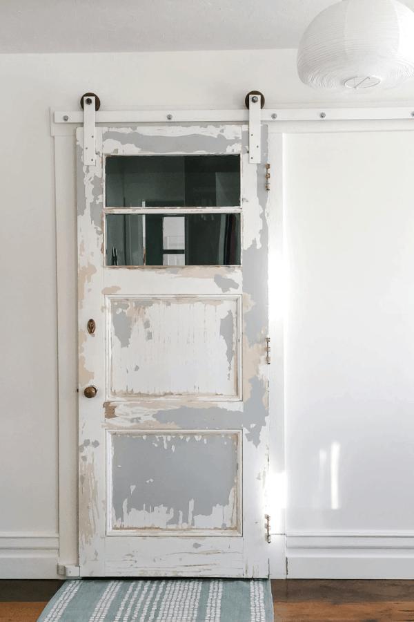 DIY Door Track Hardware