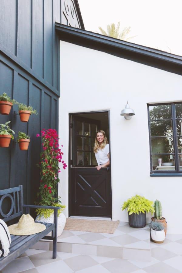 DIY Dutch Door Tutorial