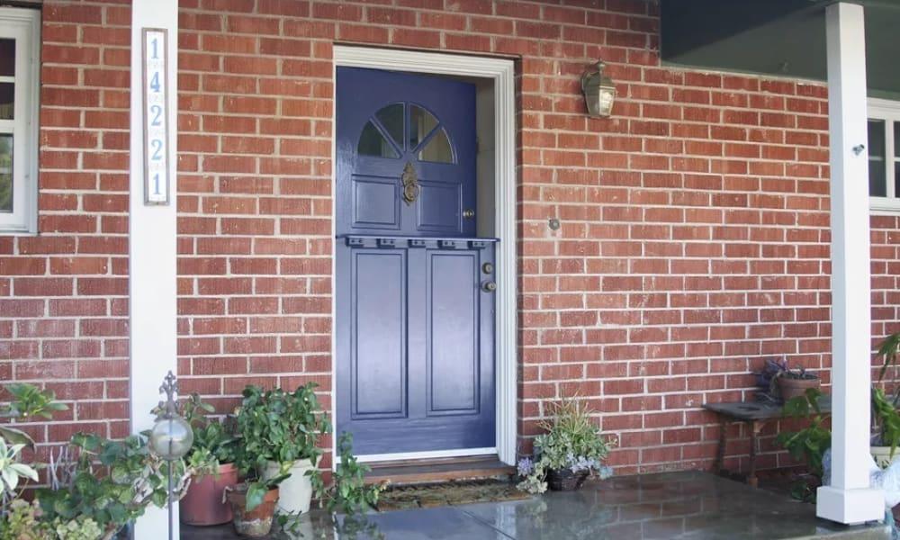 DIY Dutch Door for $63