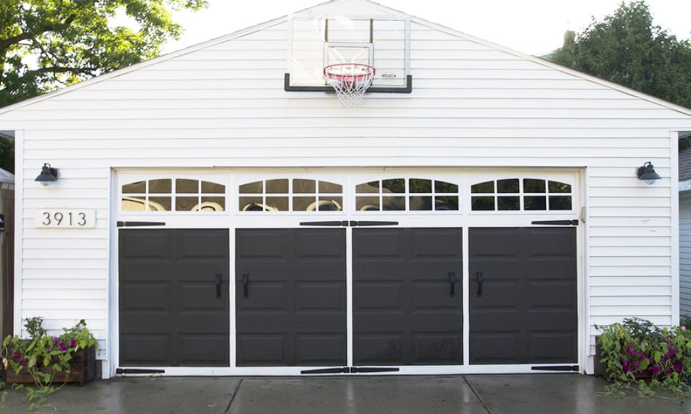 DIY Ideas for Garage Door Makeovers