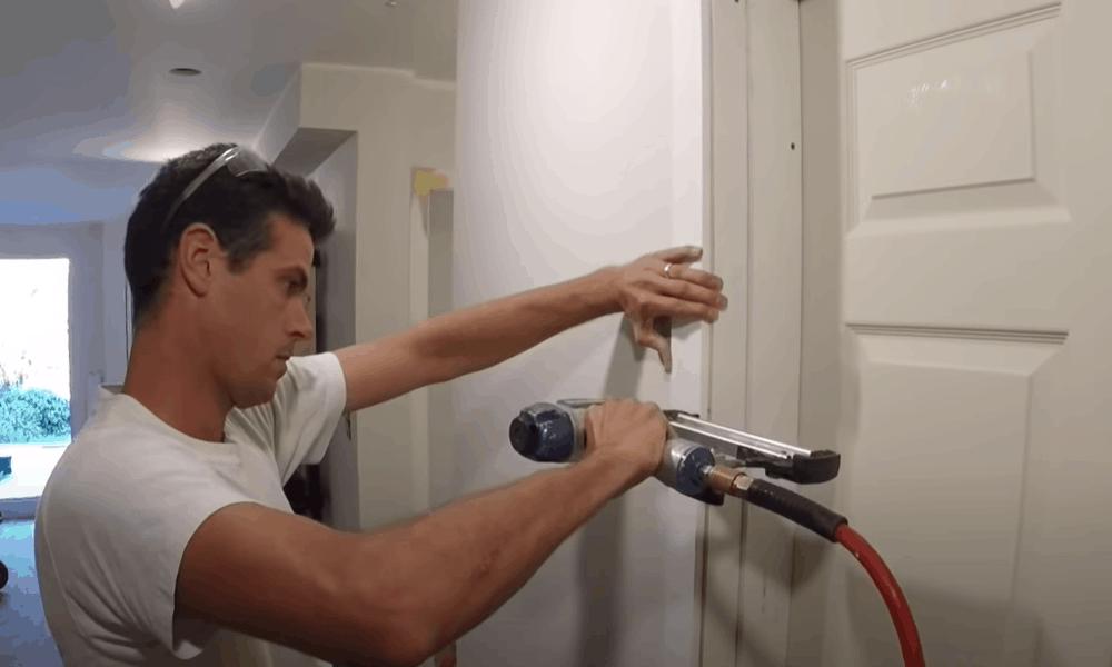 Fix the Door Casing
