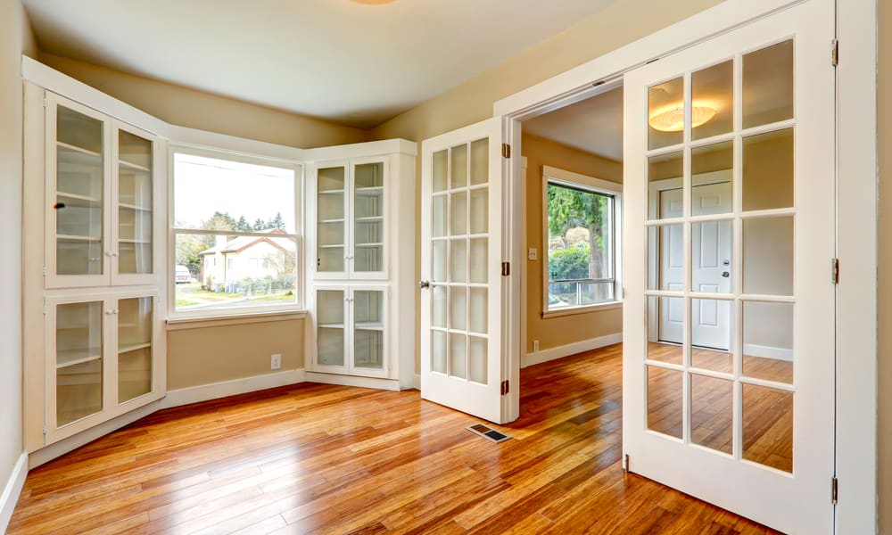 French interior doors Size