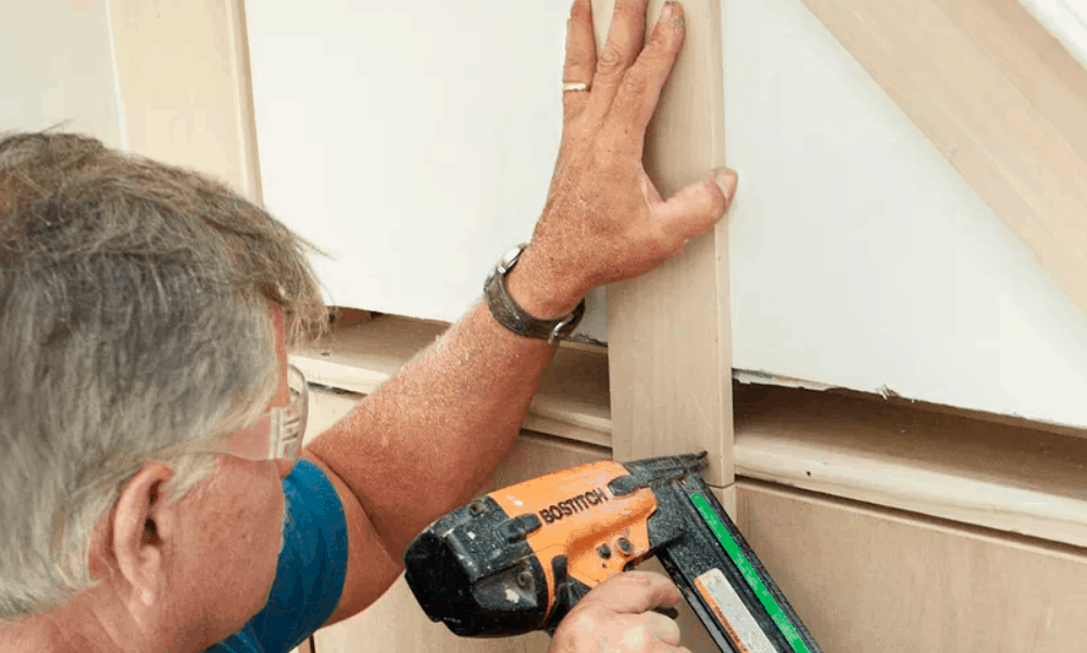 How to Build a Hidden Door