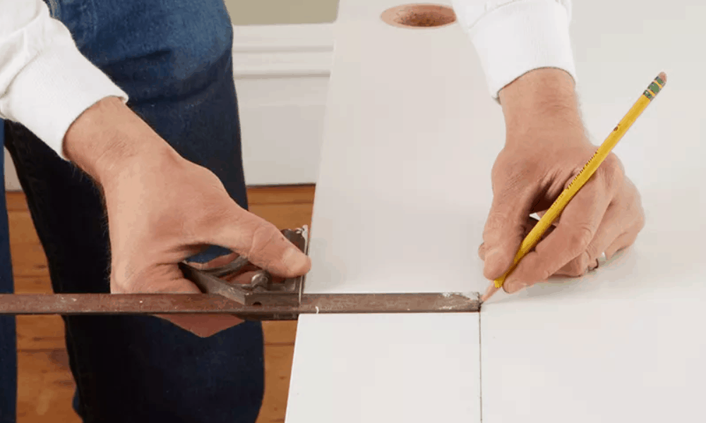 How to Dress Up a Hollow-Core Door