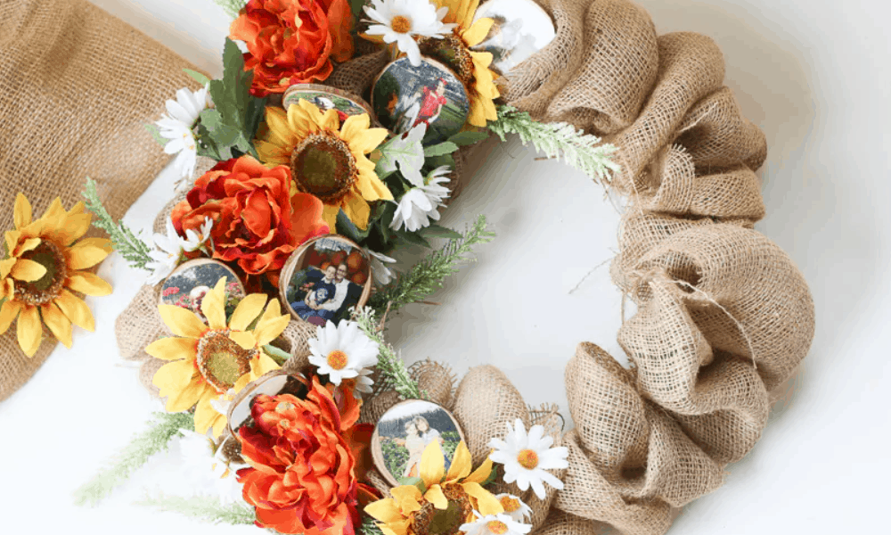 How to Make DIY Fall Wreaths for Front Door Decorations