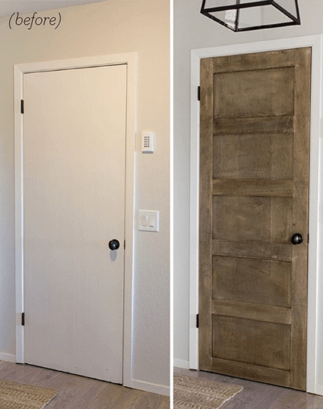 How to Make Your Hollow-Core Doors Look Expensive When You're on a Budget