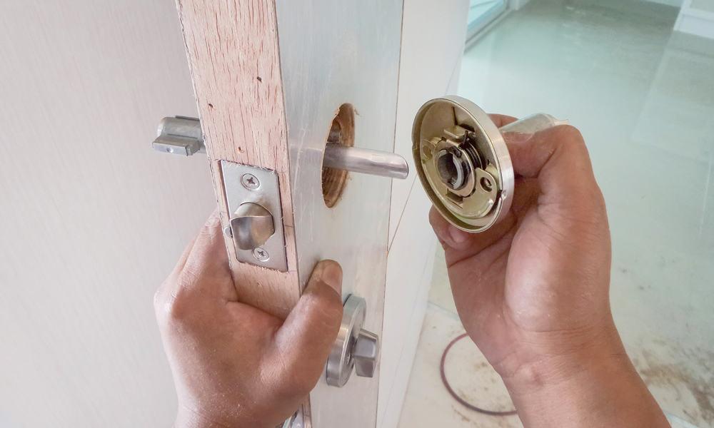 Interior Door Hardware Cost