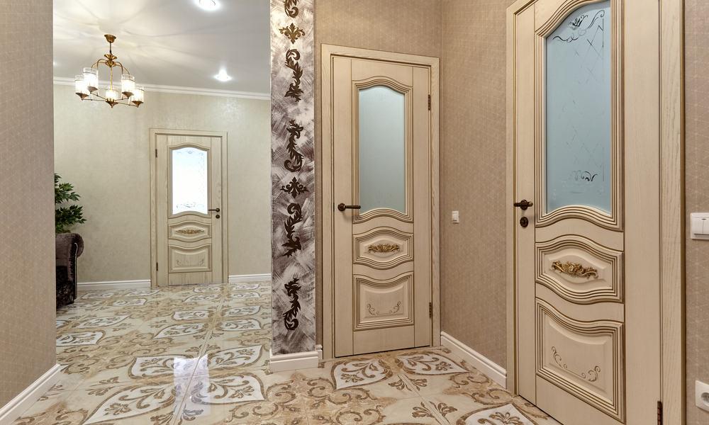 Interior Door Material