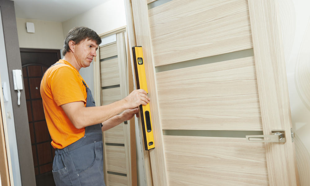 Labor Cost To Install Interior Door
