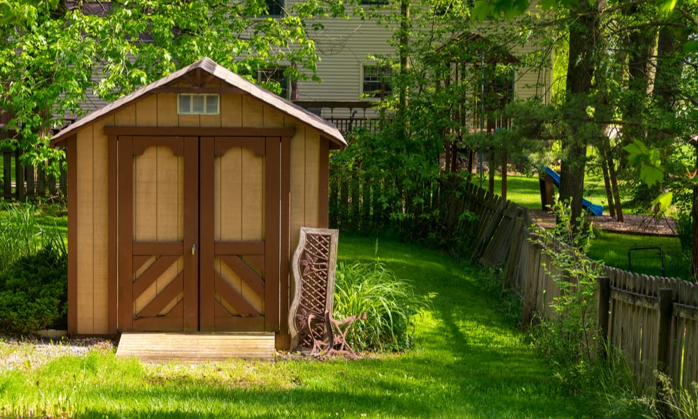 Measuring, Making and Installing Shed Doors