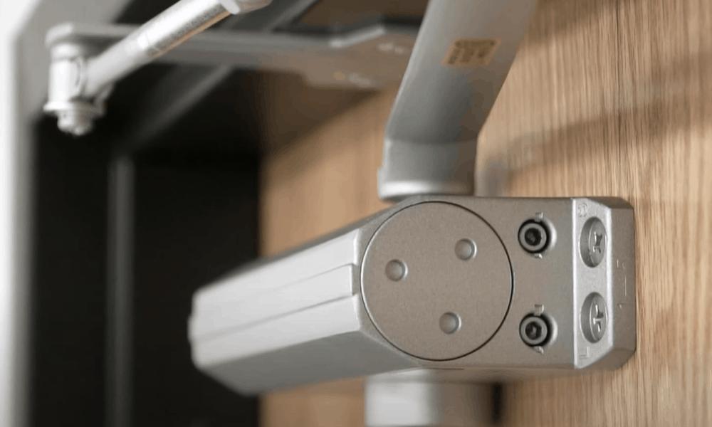 2 Ways to Adjust Door Closer